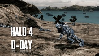 Halo 4: D-Day Invasion (Map Trailer)