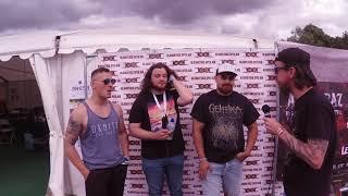 GBHBL Whiplash: Bloodstock 2018 Interviews: Pelugion