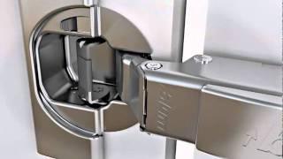 Blum CLIP top BLUMOTION hinge system