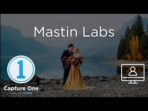 Mastin Labs | Webinar | Capture One 12 - HDclub Me HD и Full