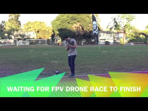 3DR Solo UAV at Drone Data X International Conference Santa Cruz California 2015 hands on review