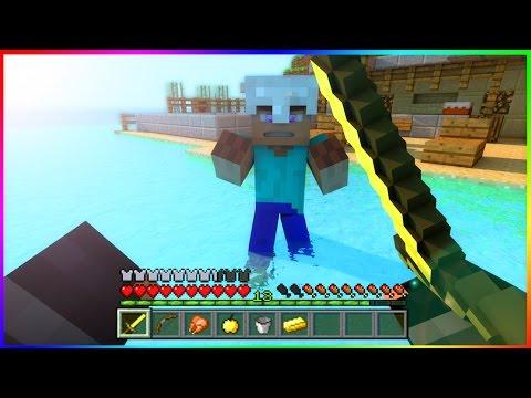 Minecraft PE Hunger Games - EPIC WIN STREAK! #1