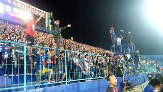 INILAH KAMI UNTUKMU AREMA (AREMA FC 3-2 BARETO PUTRA)