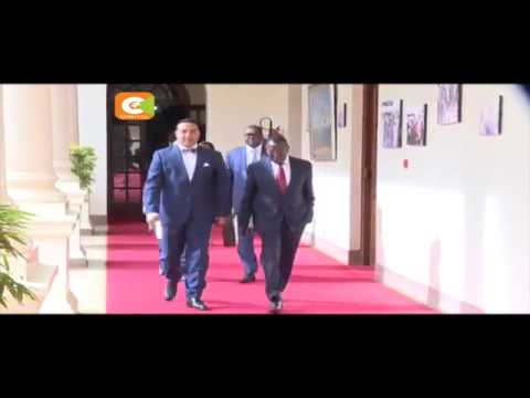 President Kenyatta, DP Ruto fail to agree on full Cabinet
