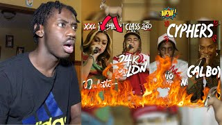 NAH, I LOVE IT! | Fivio Foreign, Calboy, 24kGoldn and Mulatto's 2020 XXL Freshman Cypher | Reaction