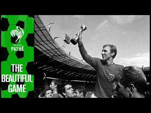 8 Facts That Marked The History Of Football | British Pathé