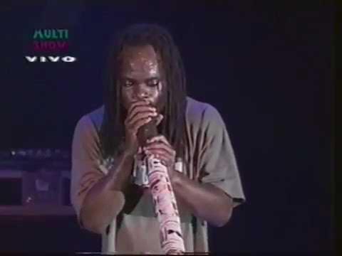 Jamiroquai - Didjital Vibrations  ( Live In Brazil 1997 )