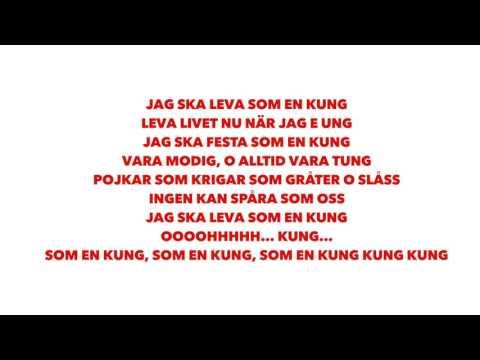 Samir & Viktor - Kung (Lyrics)