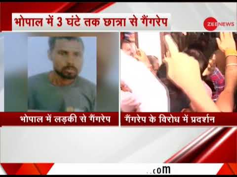 Bhopal student gangrape: Police arrest 3 accused, 1 still absconding