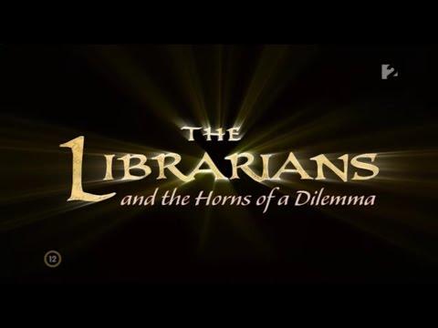 Youtube filmek - Titkok könyvtára - 1.évad 3.rész Minósz labirintusa
