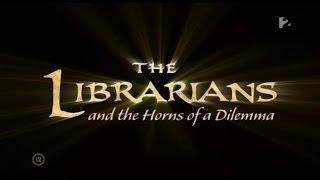 Titkok könyvtára - 1.évad 3.rész Minósz labirintusa
