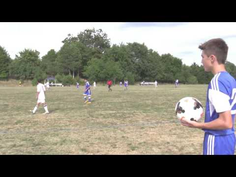 A3 Gold Cobras vs LFC Leesburg Real Team September 18th 2016