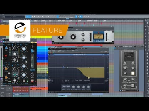 Mixing Drums & Bass With The New Universal Audio Apollo X Series
