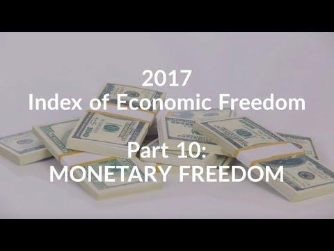2017 Index of Economic Freedom_Part 10: Monetary Freedom