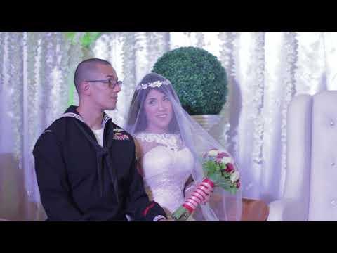 Byron and Jinky FilAm Wedding