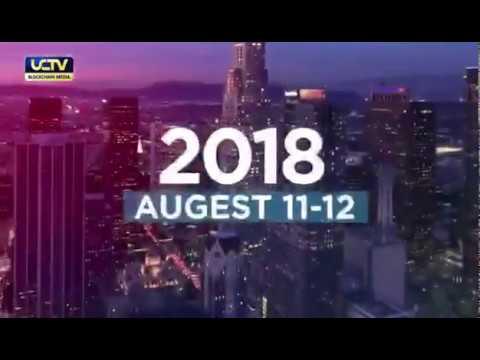 2018 Global Media Blockchain Summit----Los Angeles