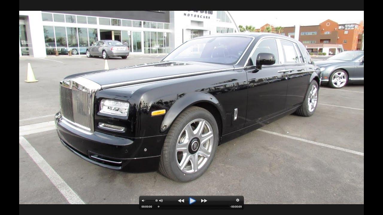 Download 2013 Rolls Royce Phantom Series II Start Up, Exhaust, and In Depth Review