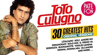 Toto Cutugno - 30 Greatest Hits  Original Versions /lp Vinyl Quality
