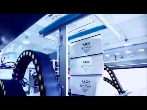Strech sleeve application machine STG 2BM PDC Europe Celtheq 33sec