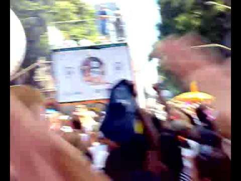Bloco do Cordão do Bola Preta no Carnaval 2009...