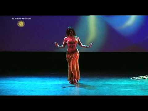 SILVANA MARTINZ (Brasil) at the Gala Show VENICE ORIENTAL DANCE CONVENTION