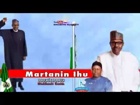 Download MARTANIN IHU (sabuwar waka)  BY MUDDASSIR KASIM. DAUDA KAHUTU RARARA BABAN CHINEDU YALA  ALFAZAZI