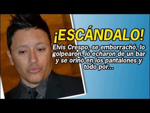 Elvis Crespo en Hotel PR