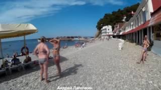 Отдых на Чёрном море. Джанход 2016 Пляж. Цены. Популярное место отдыха с детьми на Чёрном море(Куда поехать отдыхать на Чёрное море. Подробные обзоры мест отдыха на Чёрном море, на моём канале. Мои видео..., 2016-12-18T08:28:23.000Z)