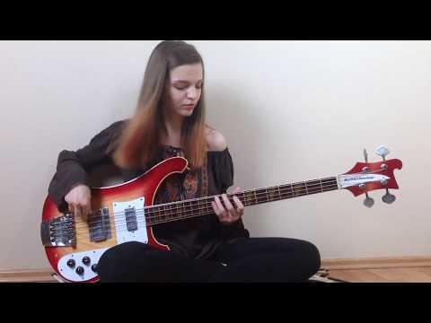 The Doors - Peace Frog [BASS COVER]