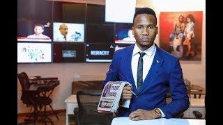 LIVE MAGAZETI: Siri ya Rostam kuteta na JPM, Waliomteka MO Dewji mbaroni Tunduma