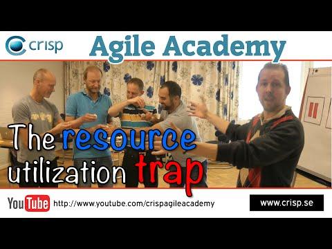 The resource utilization trap