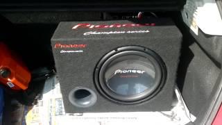 Pioneer 1400 Watts Subwoofer