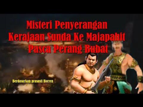 Misteri P3ny3r4ng4n Kerajaan Sunda Ke Majapahit Pasca P3r4ng Bubat