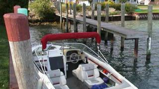 195 Sundowner My 1994 Four Winns Cuddy Cabin Boat For Sale