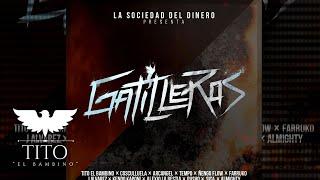 Gatilleros (Remix) -Tito El Bambino, Cosculluela, Arcangel, Tempo, Ñengo F, Farruko, J Alvarez y más thumbnail