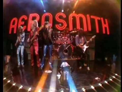 Aerosmith Live Onstage 1974 - YouTube