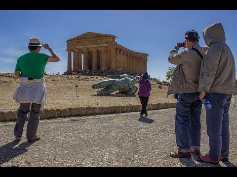 Video Agrigento Travel Intro