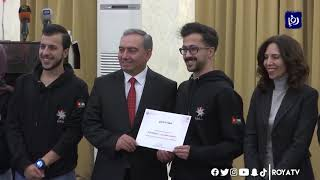 """تكريم الفائزين بالمراكز الأولى في مبادرة مجلس """"حقق"""" 2019 - (28/12/2019)"""