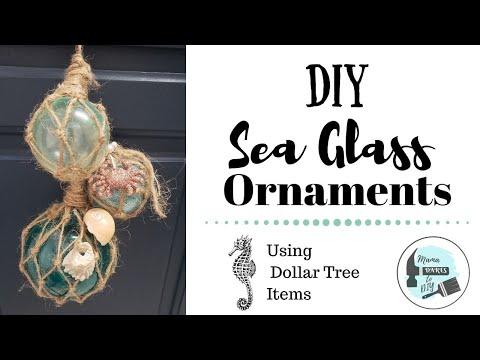 DIY DollarTree Sea