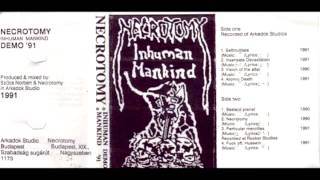 Necrotomy - Fuck Off, Hussein