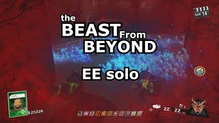 The Beast From Beyond Full Solo Easter Egg blue rhino 39 s op IW Zombies