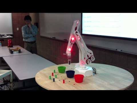 Robot Arm matlab project