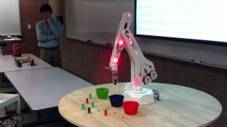 Robot Arm matlab project - Jinyoung Song