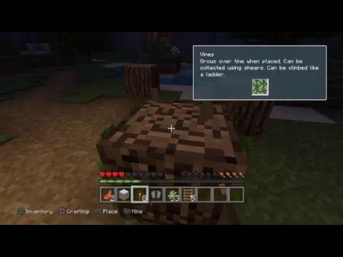 Mincraft tutorial game play thumbnail