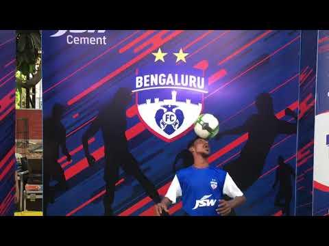 Promotion for bfc 2017/18. Indian super league.