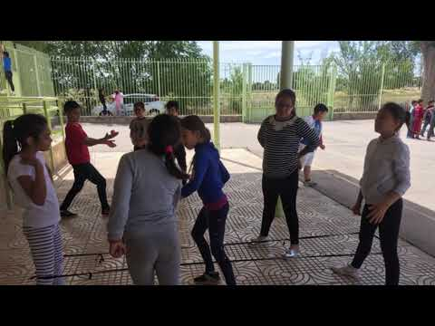 Colegio La Paz ALBACETE.Patios Deportivos