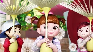 Kongsuni and Friends | The Great Soapy Sea | Kids Cartoon | Toy Play | Kids Movies | Videos for Kids