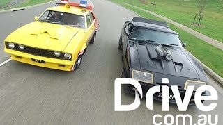 Driven: The most famous Ford Falcon | Drive.com.au streaming
