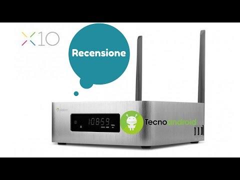 Recensione Zidoo X10, il miglior TV Box del 2017
