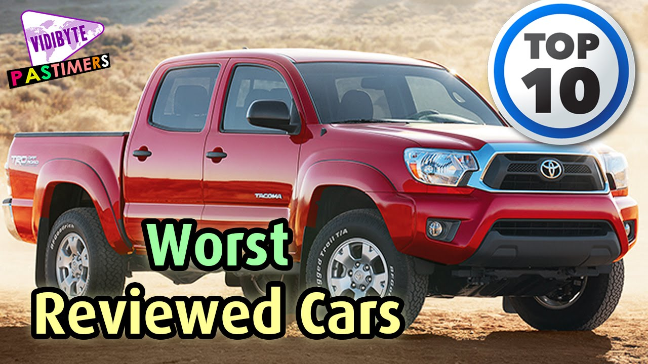 Worksheet. Top 10 WorstReviewed Cars of 2015  Pastimers  YouTube